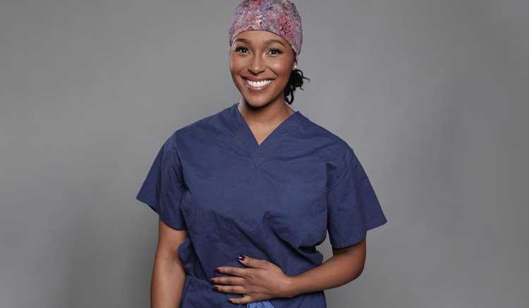 Doctor Ebonie Vincent Podiatrist
